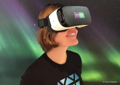 Aurora VR-Brille