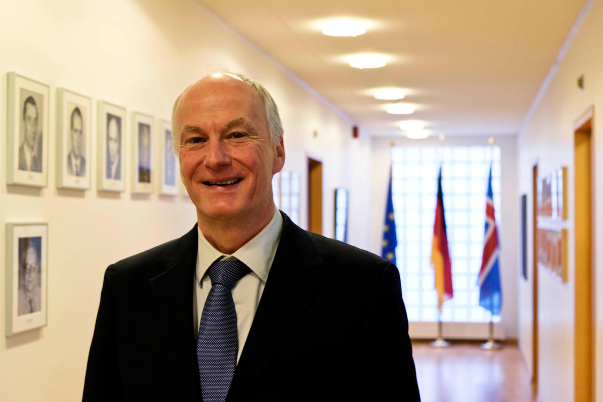 Sicher reisen Island Botschafter
