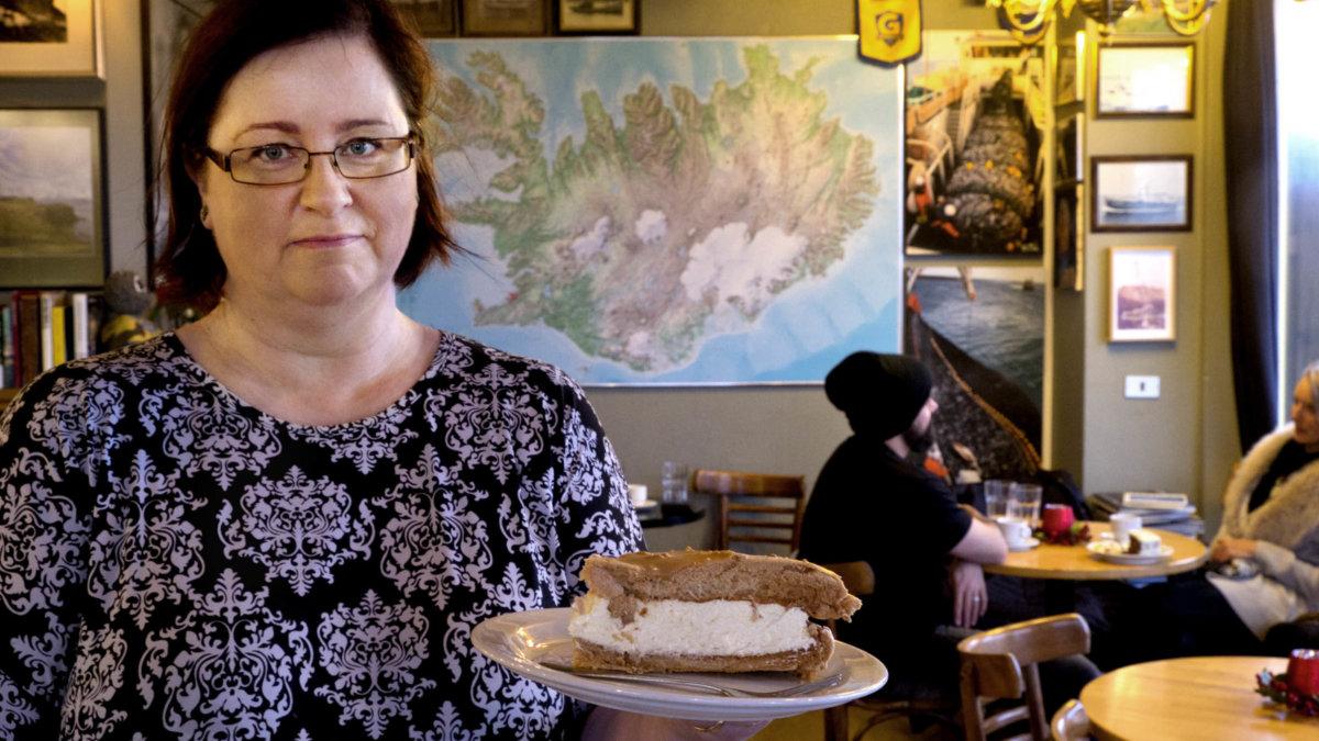 Café Kaffihús Bryggjan Grindavík