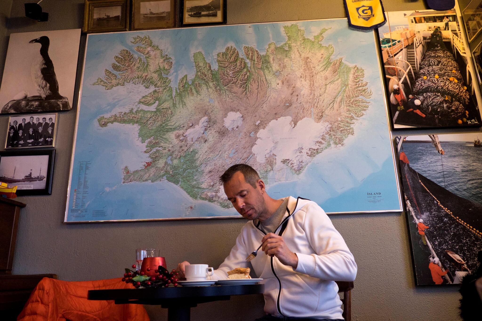 Torte Café Bryggjan