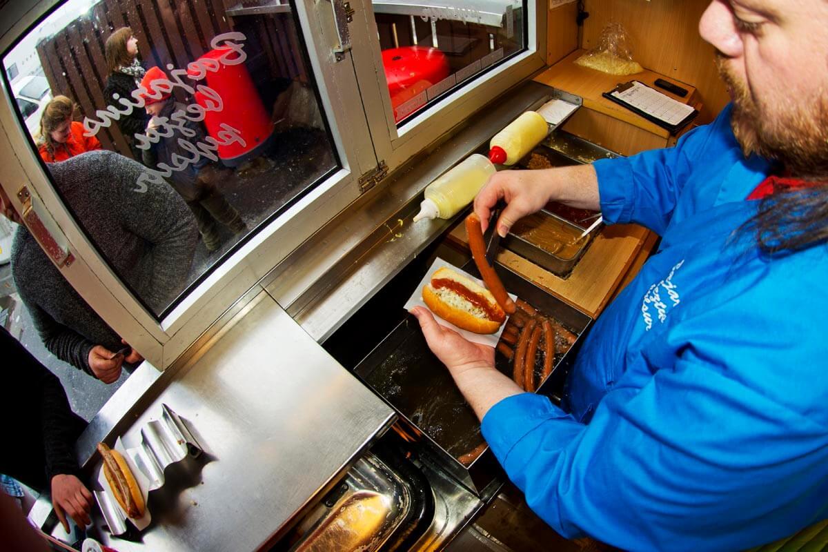 Essen Hot-Dog Reykjavík