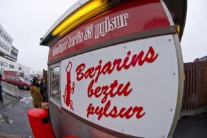 essen island hotdog stand