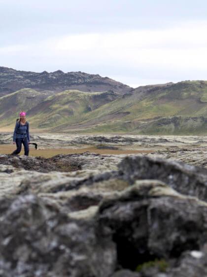 Wandern Reykjanes