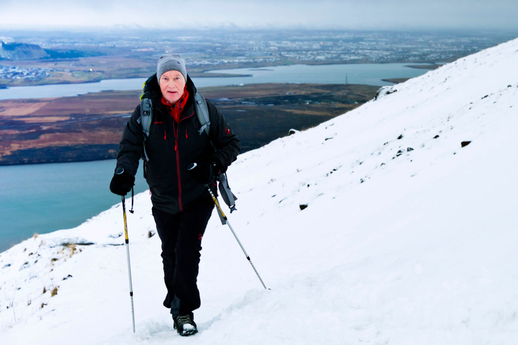 Esja Berg Wandern