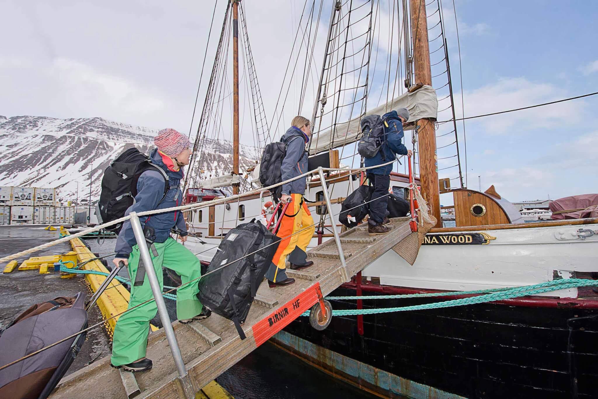 Sail and Ski Westfjorde